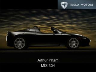 Arthur Pham MIS 304