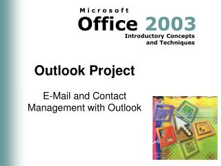 Outlook Project