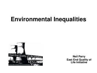 Environmental Inequalities