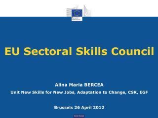 EU Sectoral Skills Council