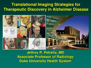 Translational Imaging Strategies for Therapeutic Discovery in Alzheimer Disease