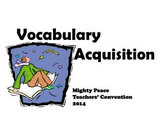 Mighty Peace  Teachers' Convention  2014