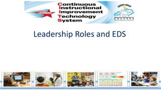 Leadership Roles and EDS