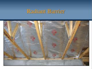 Radiant Barrier