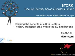 Secure Identity Across Borders Linked Secure Electronic Identity Across Europe!