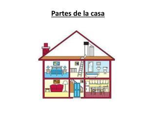 Partes de la casa