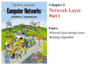 Chapter 5 Network Layer Part 1