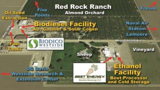Joint development project with Biodico Sustainable Biorefineries and Mendota Bioenergy.
