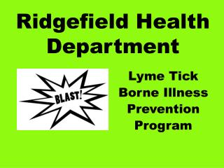 Ridgefield Health Department
