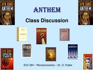 Anthem Class Discussion
