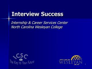 Interview Success