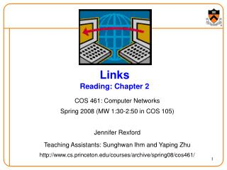 Links Reading: Chapter 2