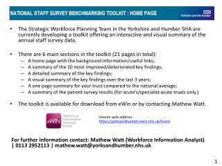 Staff survey toolkit demo slides v2.0_1