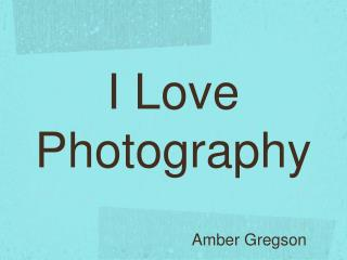 Amber Gregson