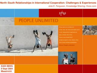 PEOPLE UNLIMITED