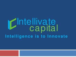 Intelligence is to Innovate