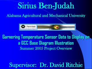 Sirius Ben-Judah Alabama Agricultural and Mechanical University