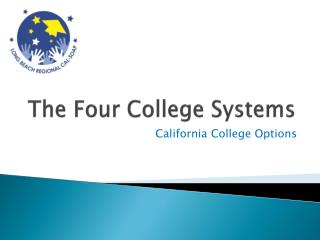 The Four College Systems