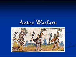 Aztec Warfare