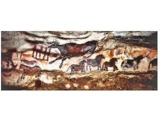 Caves of Lascaux France c. 28,000 B.C.E . The Painted Gallery