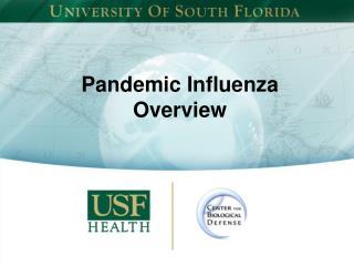 Pandemic Influenza Overview