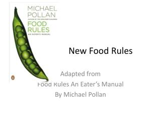 New Food Rules