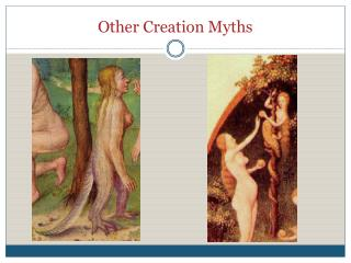 Other Creation Myths