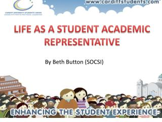 LIFE AS A STUDENT ACADEMIC REPRESENTATIVE