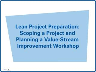 VSI Project Phases
