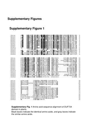 Supplementary Figure 1