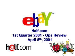 Half  1st Quarter 2001 - Ops Review  April 5 th , 2001