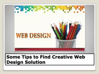 Some Easy Tips to Design an Attractive Website