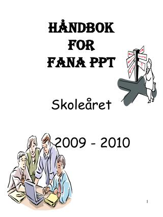 Håndbok  For FANA PPT