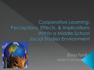 Elysia Terrill Miami University
