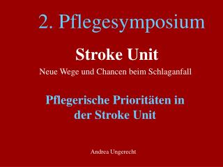 2. Pflegesymposium