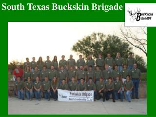 South Texas Buckskin Brigade