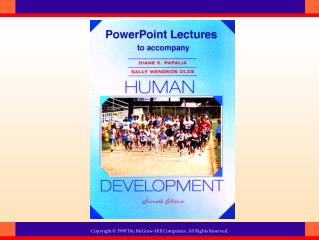 Psychsocial Development in Late Adulthood Chapter Seventeen