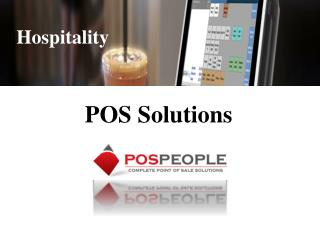 Hospitality Pos Software in Sydney