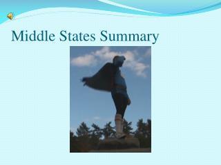 Middle States Summary
