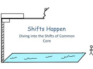 Shifts Happen