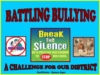 BATTLING BULLYING
