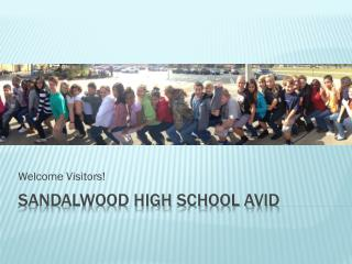 Sandalwood high school avid