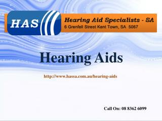 Hearing aid providers in Adelaide