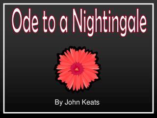By John Keats