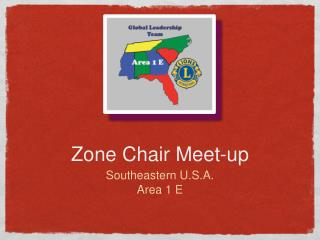 Zone Chair Meet-up