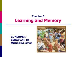 Chapter 3 Learning and Memory