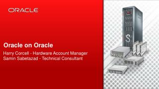 Oracle on Oracle
