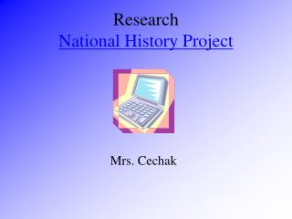 Research National History Project
