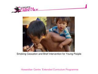 Smoking Cessation and Brief Intervention for Young People