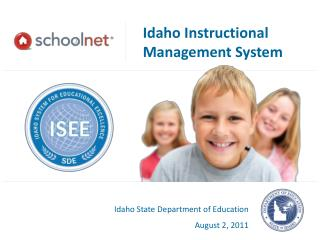 Idaho Instructional Management System